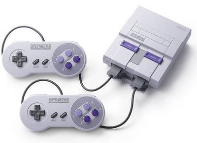 Super Nintendo|SNES