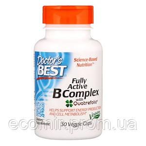 Комплекс витаминов группы B, Doctor's Best (30 капсул)