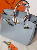 8897551379f4 Кожаная женская сумка Hermes Birkin 30см, 35см. Натуральная кожа, Люкс  реплика, все