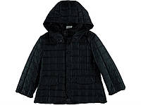 Куртка для ребёнка 70% полиэстер, 30% хлопок серый TERRY все размеры  92-98см