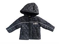 Куртка для ребёнка/мальчик 100% полиэстер Синий Coppa все размеры  98 см