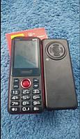 Бабушкафон телефон с большими кнопками и экраном S18 mini TV FM 2500mA