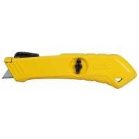 Нож Stanley  безопасный для отделочных работ, L=165мм.
