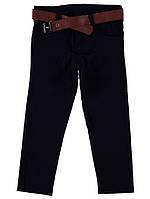 Брюки для ребёнка/мальчик 100% хлопок Черный Denix все размеры  104-110 см