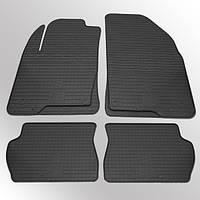 Коврики в салон для Ford Fiesta 02-08/Ford Fusion 02-/ Mazda 2 02- (комплект - 4 шт) 1007084