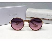 Женские круглые солнцезащитные очки (304) rose, фото 1