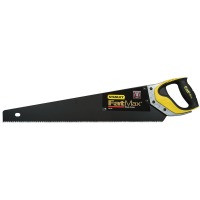 "Ножовка Stanley  ""FatMax"" 7 зубьев на дюйм, длина 550 мм"