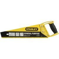 Ножовка Stanley OPP 11 зубьев на дюйм, длина 380 мм