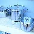 Набор посуды Vinzer Universum Compact 89040 (9 пр.), фото 3