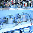Набор посуды Vinzer Universum Compact 89040 (9 пр.), фото 2