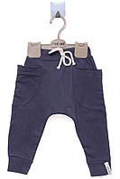 Штаны для ребёнка/мальчик 100% хлопок - MOI NOI все размеры  18-24 мес (86-92 см)