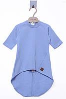 Платье для ребёнка/девочка - голубой MOI NOI все размеры  12-18 мес (80-86 см)