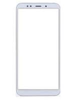 Стекло (для ремонта дисплея) Xiaomi Redmi Note 5, цвет белый