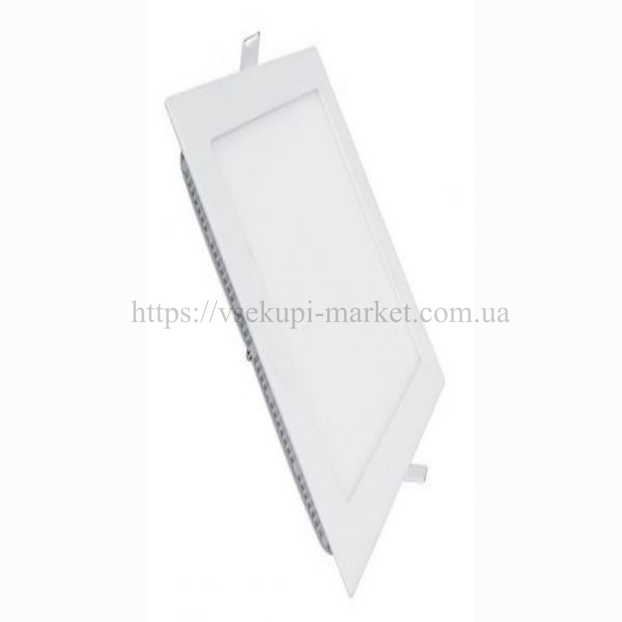 Светильник LED PANEL RIGHT HAUSEN квадрат SIMPLE 6W 4000K