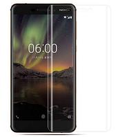 Защитное стекло для Nokia 6.1 (0.3 мм, 2.5D, с олеофобным покрытием)
