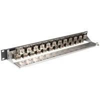 Сетевое оборудование MOLEX 24xRJ45/DG+/568A/B, PowerCat 6/экранированная 1U