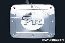 Накладка на бак SD (хром пласт) Kia Rio 2005-2011 гг.
