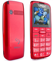 Sigma mobile Comfort 50 Slim (Red)
