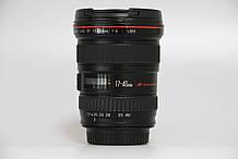 Объектив Canon EF 17-40mm f/4L USM Б/У / в магазине