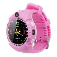Смарт часы ERGO GPS Tracker Color C010 - Детский трекер (Pink)