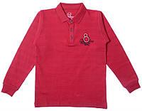 Кофта для ребёнка/мальчик 100% хлопок Красный Survivor life все размеры  9 лет (134 см)
