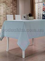 Скатерть Masa Ortusu Dophia 11-Light blue 160х220 см