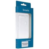 Чехол для сматф. BRAVIS A511/A512 Harmony/Pro - TPU Clean (Прозрачный)