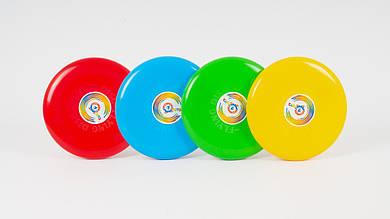 Летающий диск ТехноК фрисби. 4 цвета