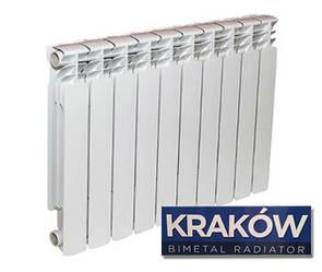 Біметалічний радіатор Krakow 500/80