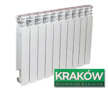 Алюминиевый радиатор Krakow 500/100