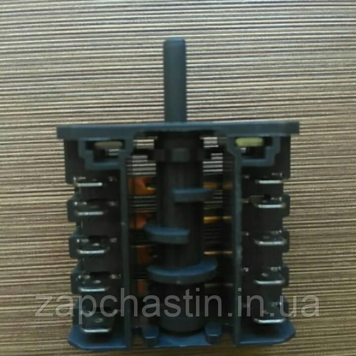 Перемикач електроплити MXT, AC-413B, 0+4 позицій (Туреччина)