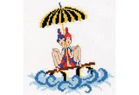 Повітруля Набор для вышивки крестом Морячки П2005
