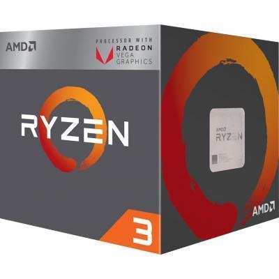 Процессор AMD Ryzen 3 2200G (YD2200C5FBBOX) .