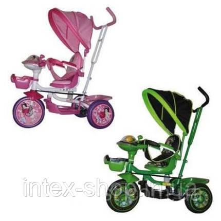 Детский велосипед (арт. M-1662) (Зеленый), фото 2
