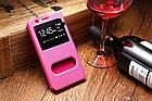 Чехол книжка c окошками для Samsung M20 (4 цвета), фото 3