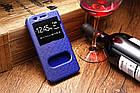 Чехол книжка c окошками для Samsung M20 (4 цвета), фото 5