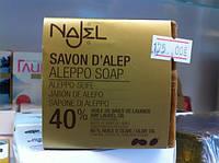 Мыло алеппское 40% 185г