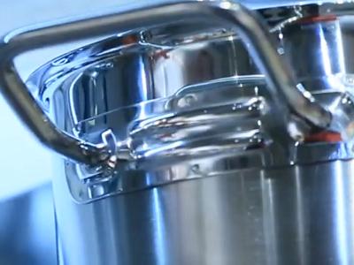 Крепление рукояток набора посуды Vinzer Universum Compact 89040 (9 пр.)