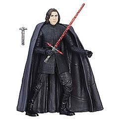 Фигурка 16 см Star Wars: The Black Series Kylo Ren (The Last Jedi). Оригинал Hasbro C1773/B3834