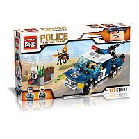 Конструктор Brik Полиция