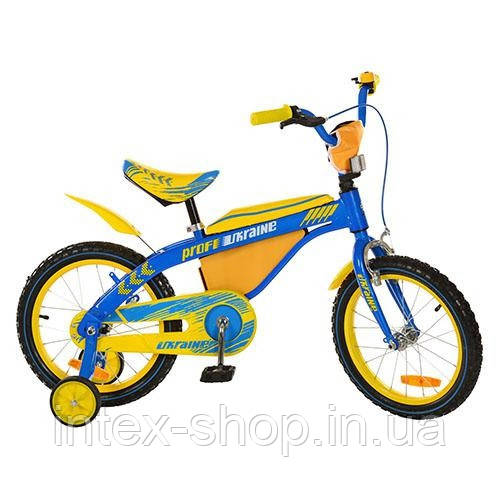 Детский велосипед Profi Ukraine 16BX405UK