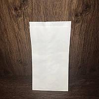 Бумажный пакет-саше 270х160х60 белый крафт, 40г/м2, 1000шт/уп