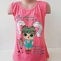 """Майка c LOL для дівчаток """"BASAK"""", 5-8 років, фото 1"""