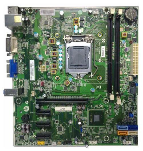 Материнская плата, HP AOS-C, 1155 сокет