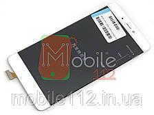 Модуль для Xiaomi Mi5s Дисплей + тачскрин БЕЛЫЙ оригинал PRC