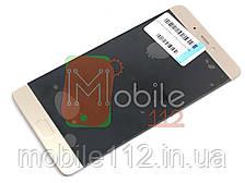 Модуль для Xiaomi Mi5s Дисплей + тачскрин ЗОЛОТИСТЫЙ оригинал PRC