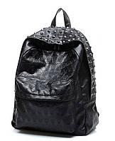 Молодежный рюкзак. Модный рюкзак. Городской рюкзак. Недорогой рюкзак. Код:КРСК126, фото 1