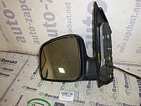 Зеркало электрическое левое Volkswagen CADDY 3 2004-2010 (Фольксваген Кадди), 2K1857501L