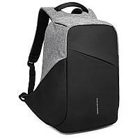 Рюкзак KAKA-808 Backpack Black (Черный), фото 3