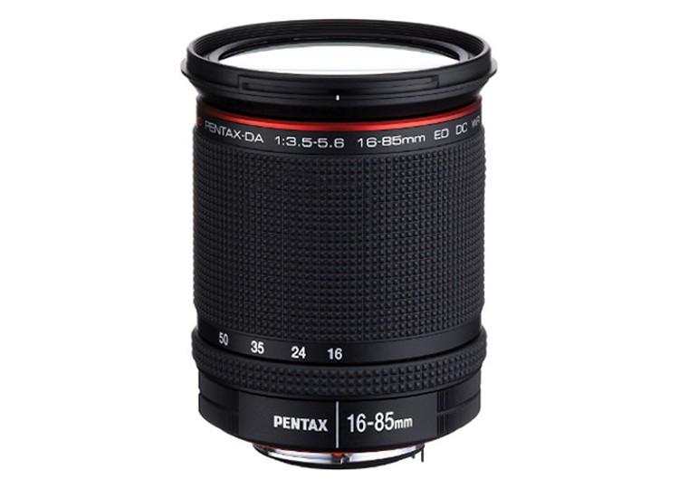Об'єктив HD Pentax DA 16-85mm F/3.5-5.6 ED DC WR /під замовлення